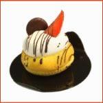 Mini cake cocco e gianduia